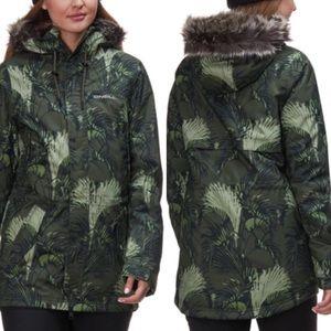 O'NEILL NWT Snow Parka Insulated Hybrid 10K Jacket